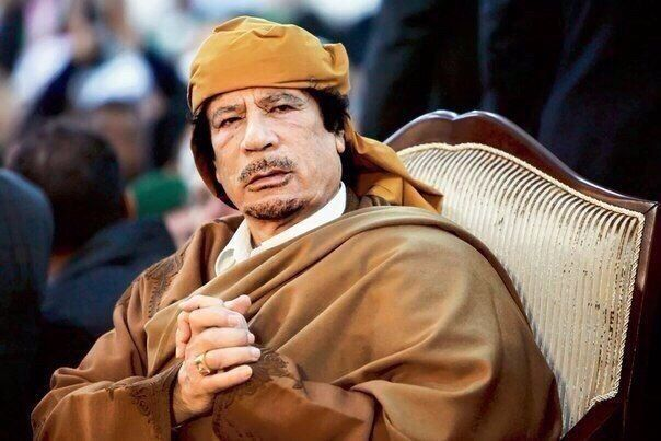 "Вот за эти ""грехи"" убили Кадаффи:"