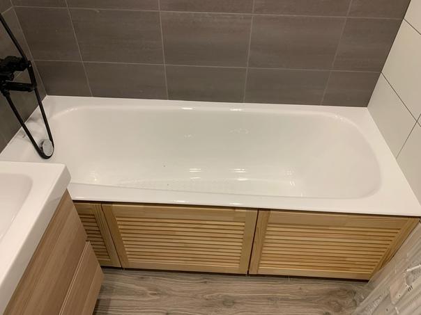 Идеальный ремонт санузла и ванной комнаты!  Тут нечего...