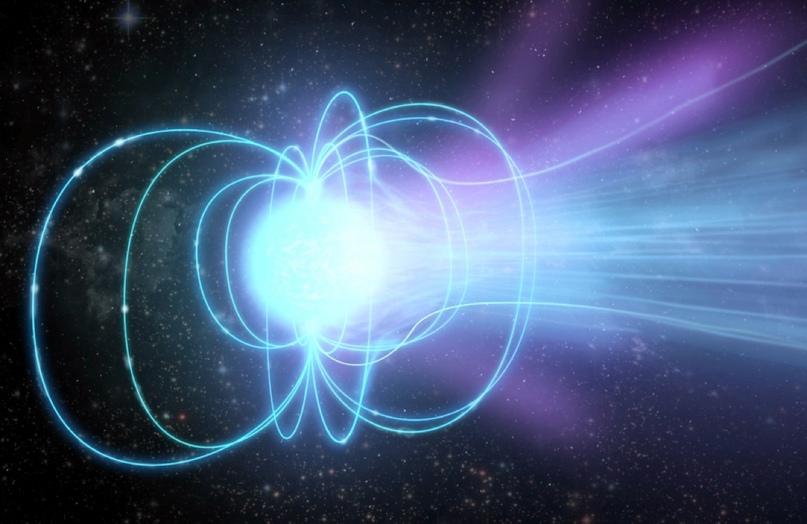 Метод параллакса помог вычислить расстояние до загадочной звезды-магнетара