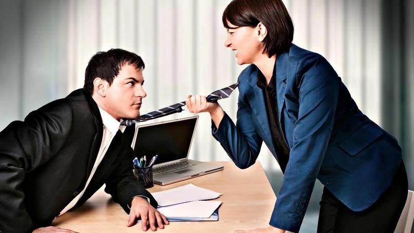 Стал известен процент мужчин сталкивающихся с харассментом на работе