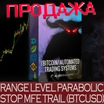 RANGE LEVEL PARABOLIC STOP AND MFE TRAIL (BTCUSD) SWING SYSTEM