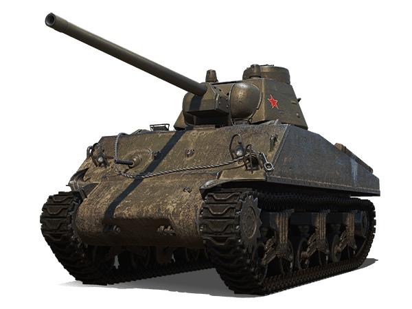 M4A2 T-34