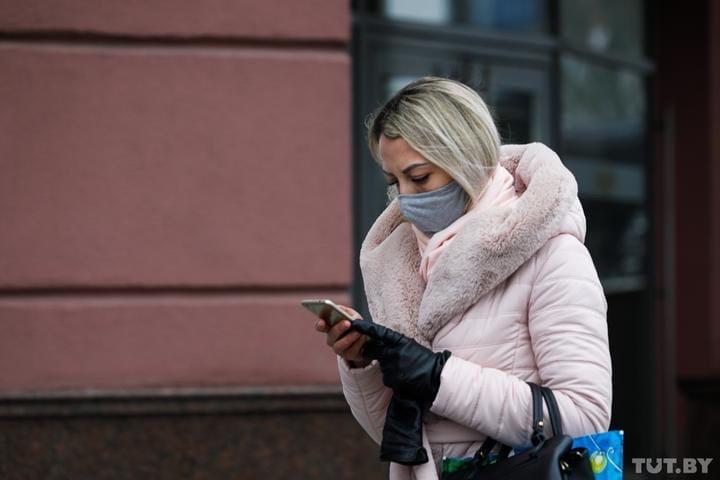 За сутки в Беларуси 869 новых случаев COVID-19 и восемь смертей
