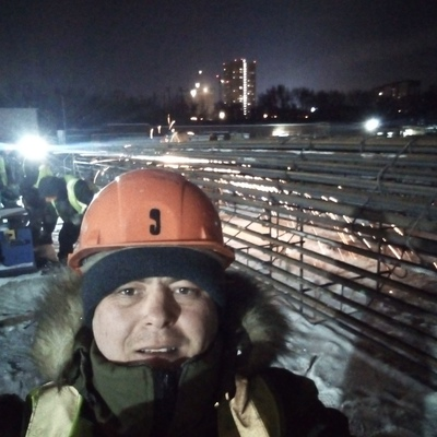 Borek Kashirin, Оренбург
