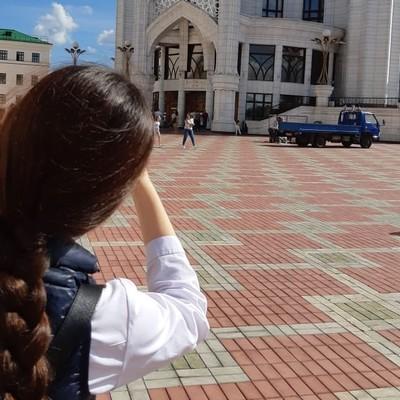 Саида Мухаметзянова, Казань