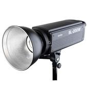 Постоянный свет. Осветители светодиодные Godox SL-200W