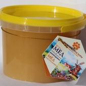 натуральный луговой мёд разнотравья долины Скниги