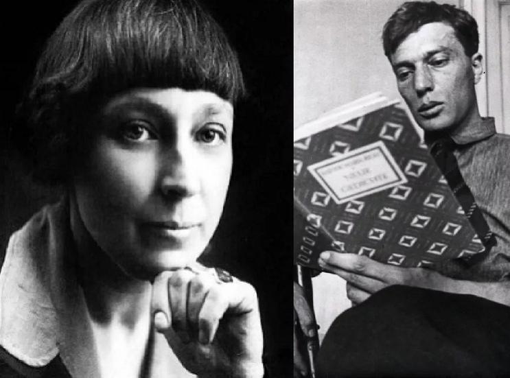 Марина Цветаева и Борис Пастернак вели переписку на протяжении 13 лет. У них был...