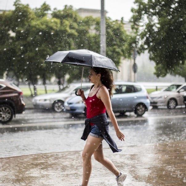 Ближайшие дни в Татарстане будут жаркими, но дождливыми