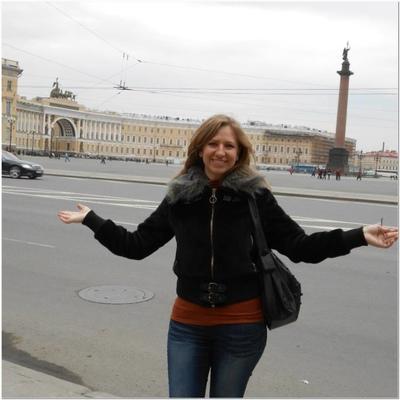 Алина Никитина, Москва