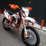 Мотоцикл KAYO T4 250 ENDURO 21/18 с ПТС