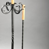 Кочерга для каминного набора с Классической ручкой