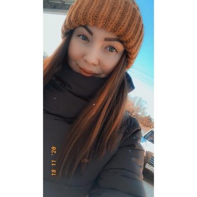 Анна Сячина, Камышин