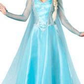Платье принцессы из Холодного сердца