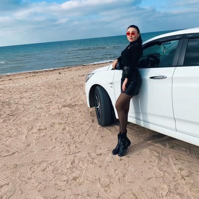 Эвелина Газиева