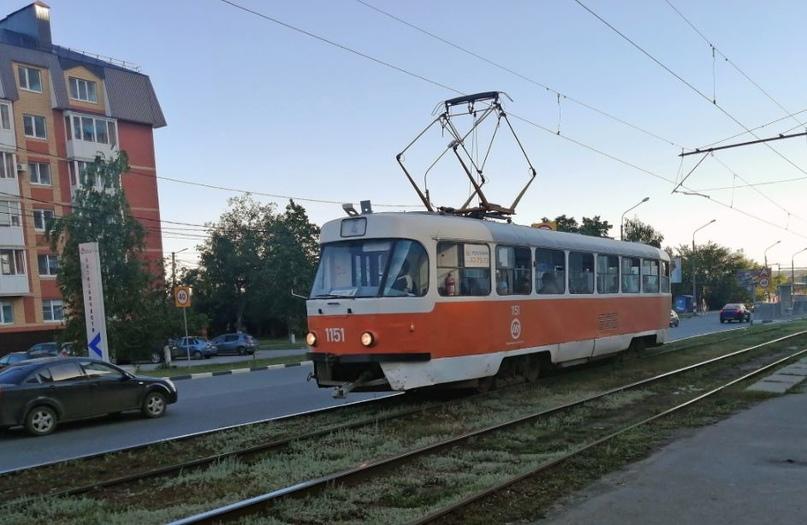 В Ульяновске обновят трамвайные пути на улице Ленина
