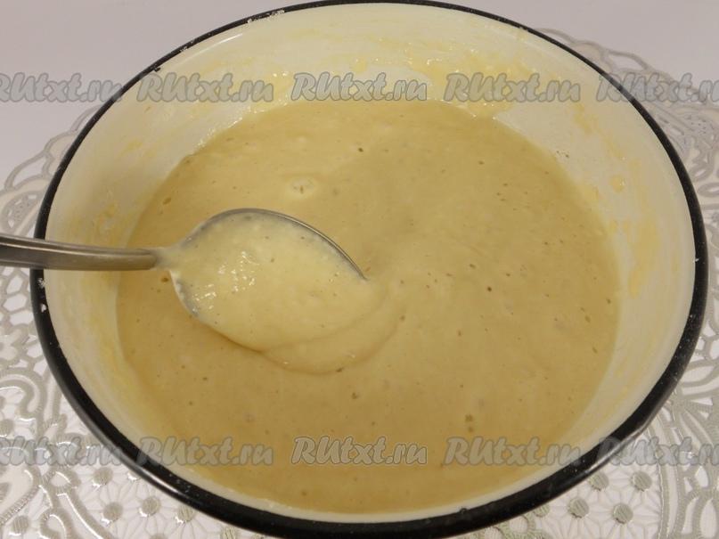 Пышные панкейки на молоке от Елены Калининой