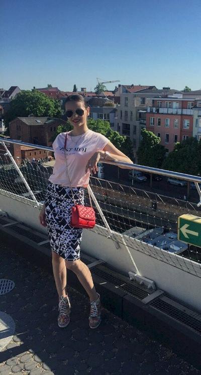 Александра Суханова, Санкт-Петербург