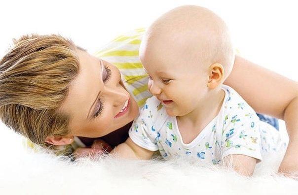 10 развивающих игр для детей от 6 до 24 месяцев