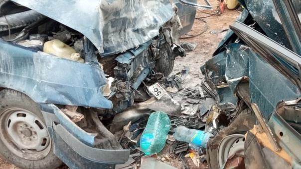 Трое погибших, двое пострадавших — подробности лобового ДТП в Пономарёвском районе