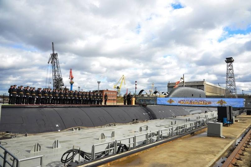 ⚓ «Расширенные возможности поражения»: чем уникальна новейшая российская атомная подлодка «Казань»