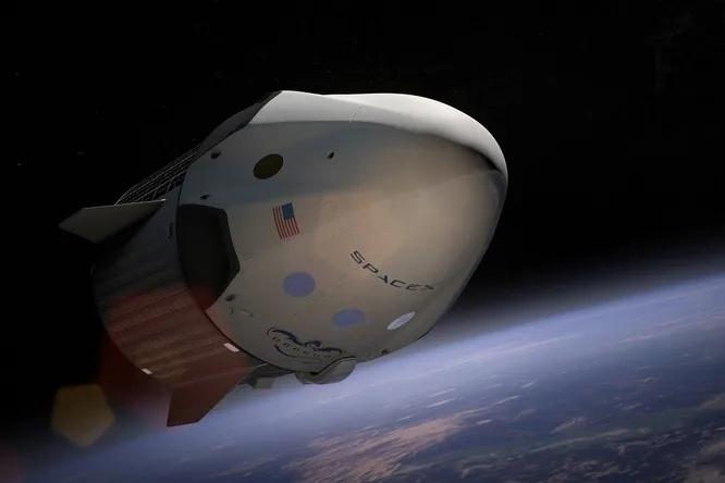 NASA впервые отправит на МКС экипаж на многоразовом корабле и ракете одновременно