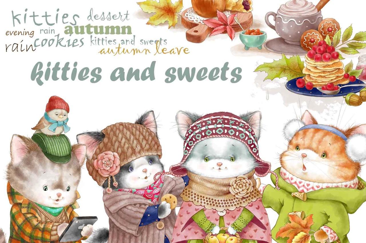 Добро пожаловать в группу Котики и печеньки!