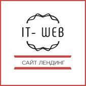 "Разработка веб-сайта типа ""Лендинг"""