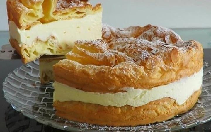 Торт «Карпатка». Вы влюбитесь в него с первой ложки