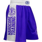 Боксёрские шорты Hardcore Training Blue/White