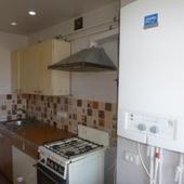 Продам в городе Бахчисарае двухкомнатную квартиру площадью 48 м2, второй этаж двухэтажного дома. Рай