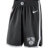 Brooklyn Nets Black Swingman Shorts