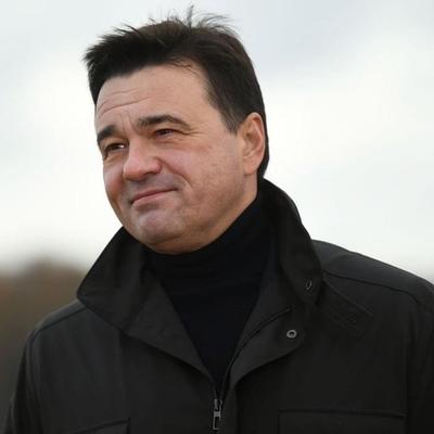 Андрей Воробьев, Москва