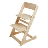 Растущий стул Кремовый