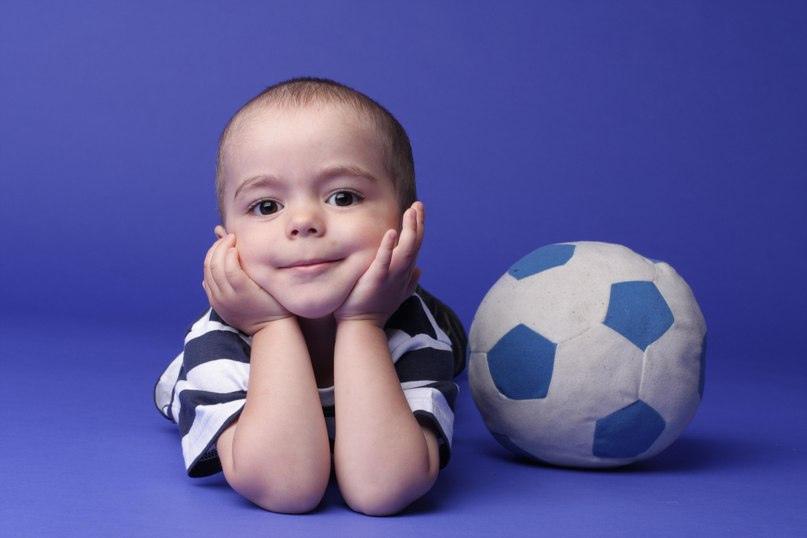 59 игр на физическое развитие малыша