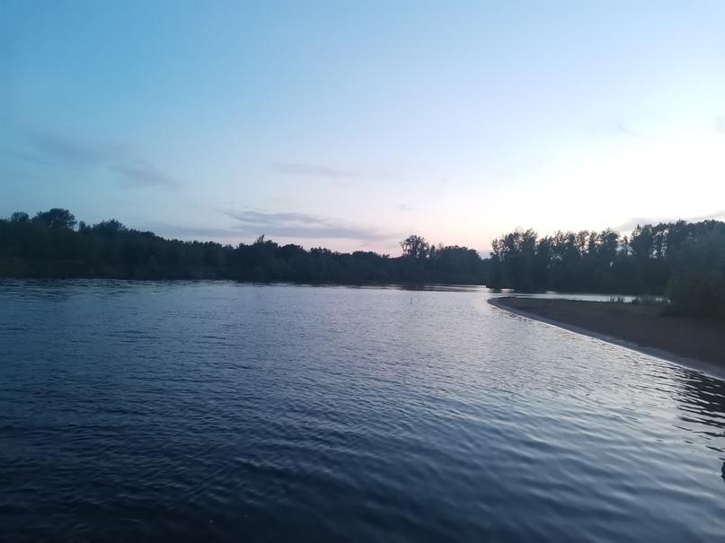 С лодкой, теперь проще добраться до этого места, до которого весь рыболовный ска...