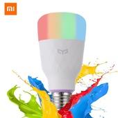 Умная лампочка Yeelight Smart LED Bulb 1S Colorful, White EU