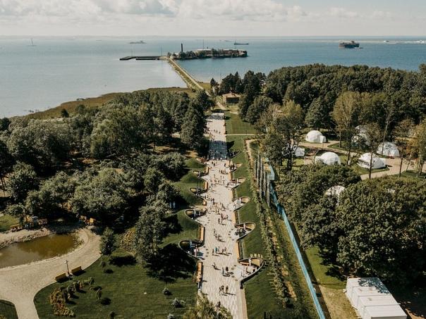 ???????? В День ВМФ в Кронштадте откроют вторую часть парка «Остров фортов».  Вечером 25 июля гостям... [читать продолжение]