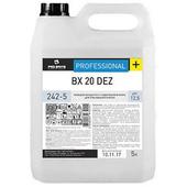 BX 20 DEZ (Б Икс 20 Дез). Моющий концентрат с содержанием хлора для отбеливания плитки.