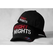 Бейсболка Fight Nights