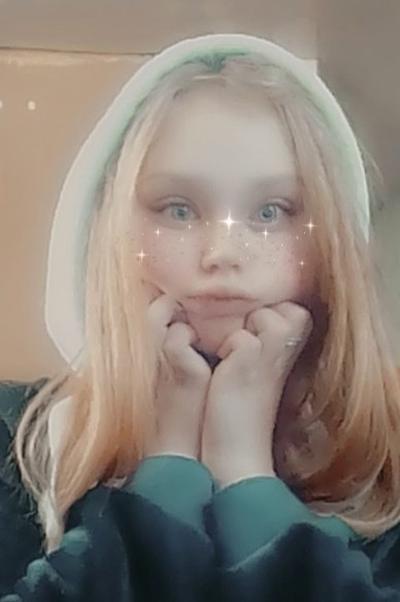 Анна Галета, Луганск