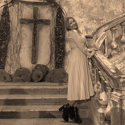 Алиса Хлебутина, Санкт-Петербург