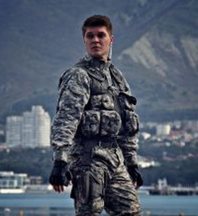 Руслан Шевчук, Алчевск