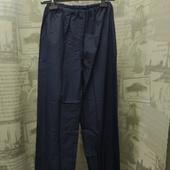 (О842)Дождевик штаны, размер S