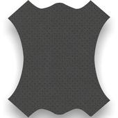 Автомобильная экокожа Цвет: Perforated Antracit