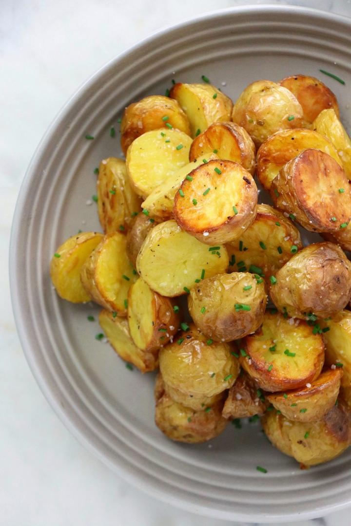 Картошка с хрустящей корочкой🍴