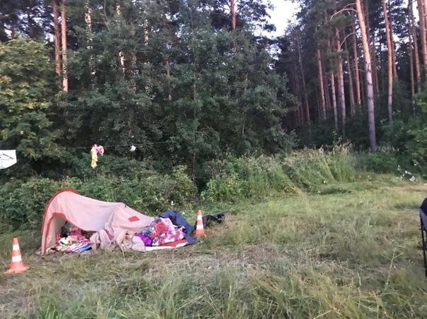 В Минздраве рассказали о состоянии сбитых в палатке девочек под Новосибирском - одна из пострадавших... Новосибирск