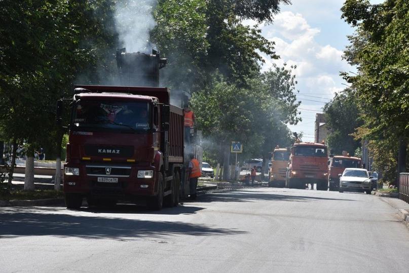 В новом году в Оренбуржье отремонтируют 68 дорог.