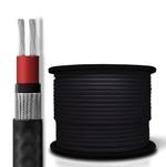 Саморегулирующийся греющий кабель пищевой HeatUp 10 Вт