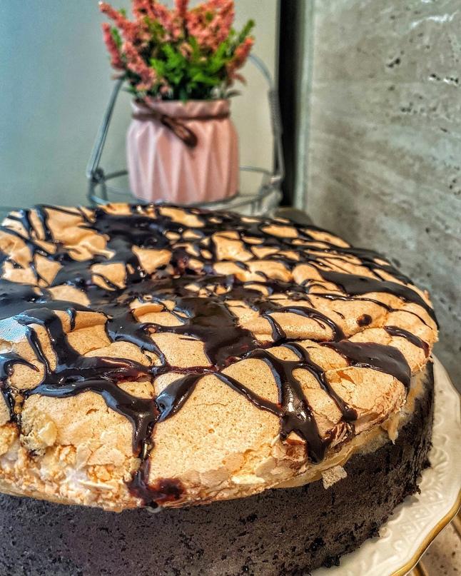Шикарный рецепт тортика